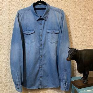 Calvin Klein Jeans Button Down Shirt
